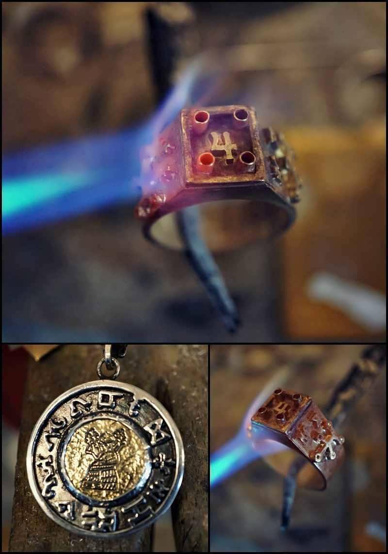 Jupiter Spica Talismans