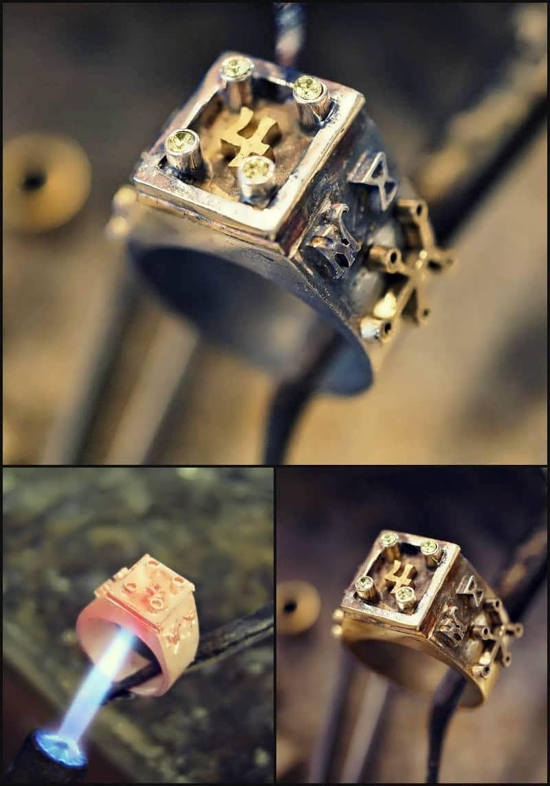 Jupiter Spica Talisman                             Ring