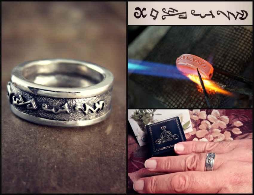 Lunar Ring Talisman