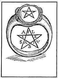 Pentalpha Sketch