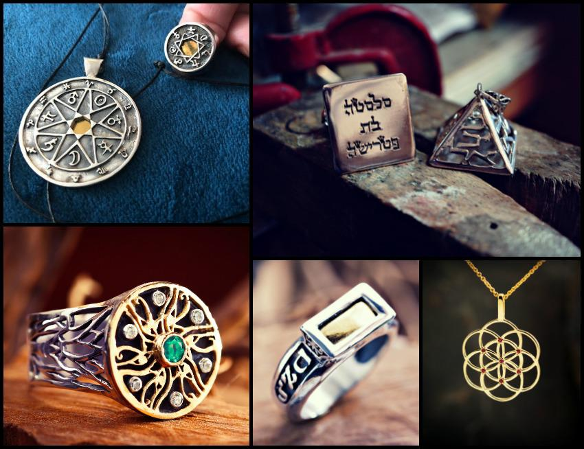Protection Jewelry