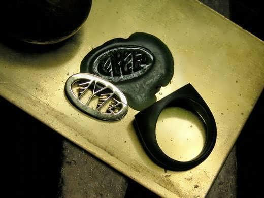 King Solomon's Ring Gold