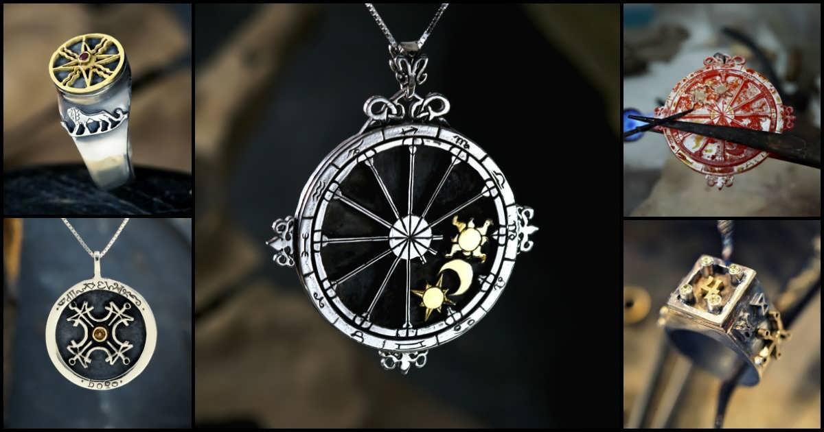 Astrology Jewelry