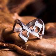 AHAVA Ring Silber 546