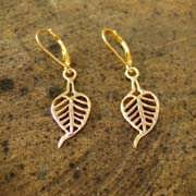 Buddhi Earrings Gold 484
