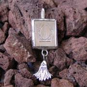 Cancer Jewelry Pendant Silver (*Last Two!*) 521
