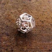 Cosmic Zodiac Pendant Silver 487