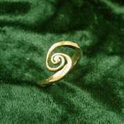 M51 Galaxy Ring Gold 417