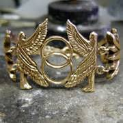 The First Day of Genesis Bracelet Gold 790