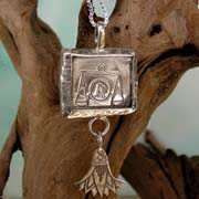 Libra Jewelry Pendant Silver (*Sold Out!*) 544