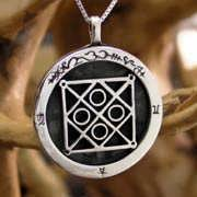 Mercury Talisman pendant (*Sold Out!*) 654