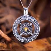 Norse Amulet Silver 268