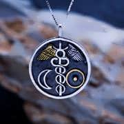 Alchemical Wedding Talisman (*Limited Edition*) 447