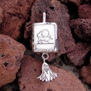 Taurus Pendant Silver (*Sold Out!*)