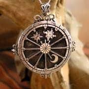 Personalisierter Trinity Talisman Silber 687