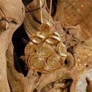 Фамулет «Женская сила», золото 556