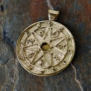 7 Metals Chaldean Astrology Talisman Gold (*Limited Edition*)