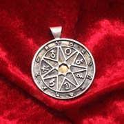 7 Metals Chaldean Astrology Talisman (*Limited Edition*) 338