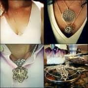 Кулон «Христосознание», серебро 34