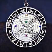 Image of the Cosmos Talisman Silver (*Limited Edition*) 768