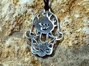 Хамса «Самех-Алеф-Ламед», серебро 118