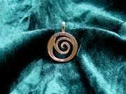 Healing Rafa Pendant Small Gold 458