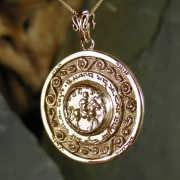 Journey of Life Pendant Gold 795