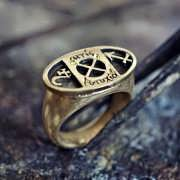 Jupiter in Sagittarius Talisman Ring Gold (*Limited Edition*) 931