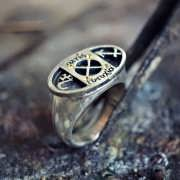 Jupiter in Sagittarius Talisman Ring Silver (*Limited Edition*)