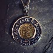 Jupiter-Spica Talisman Gold and Silver (*Limited Edition*) 891
