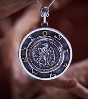 Jupiter Exaltation Talisman Silver And Gold (*Sold Out!*) 738