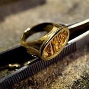King Solomon's Ring 22K Gold