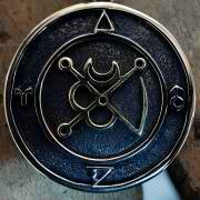Mars in Aries Talisman Silver (*Limited Edition*) 935