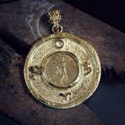 Mars Saturn Talisman Gold (*Limited Edition*) 905