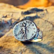 Mars In Scorpio Talisman Ring (*Limited Edition*) 699