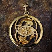 Neptune in Pisces Talisman Gold (*Limited Edition*) 876