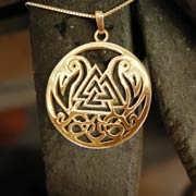 Odin's Knot Gold 267