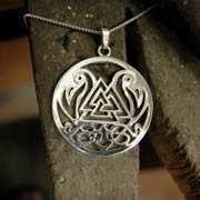 Odin's Knot Silver 266