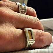 Priestly Blessings Five Metals Ring 271