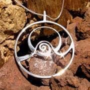 Abundance  Pendant Silver 99