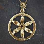 Solar Flower Equinox Talisman Gold (*Limited Edition*) 947