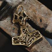 Thor's Hammer Gold