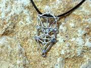 Tree of Life Pendant - Silver 14