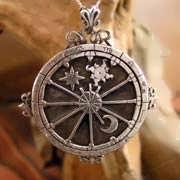 Personalized Trinity Talisman Silver 687