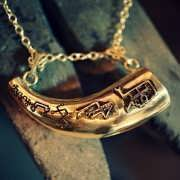 Horn of Venus Gold Talisman (*Limited Edition*) 860