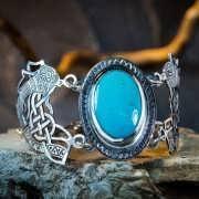 Brazalete de libertad Vikingo plata 148