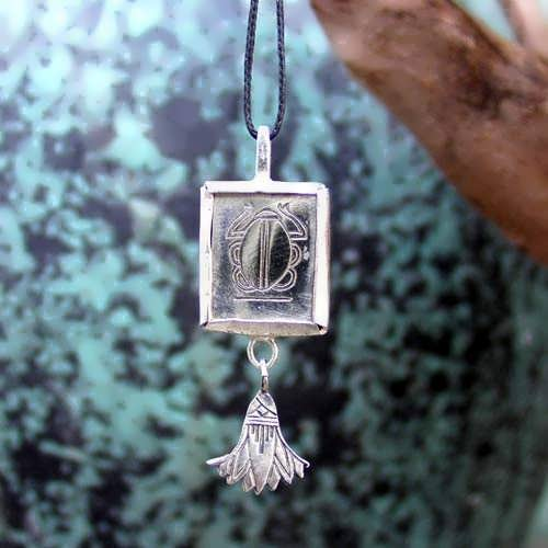 Cancer Jewelry Pendant Silver (*Last Two!*)