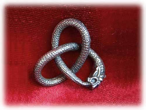 Dragon Pendant Silver