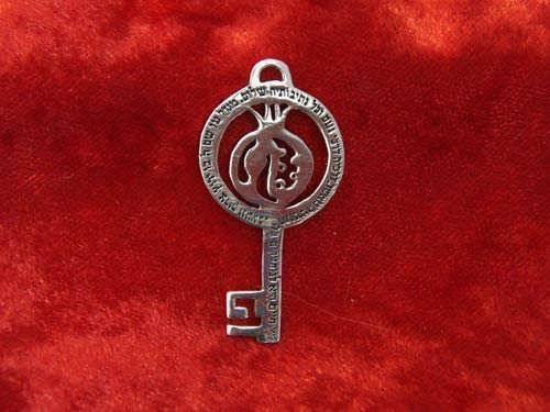 Key of Longevity Silver