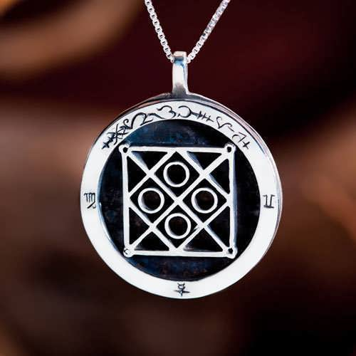 Mercury Talisman Pendant (*Sold Out!*)